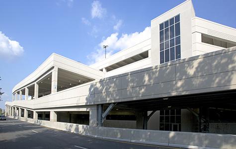 Garden State Plaza Mall Parking Garage Tanis Concrete
