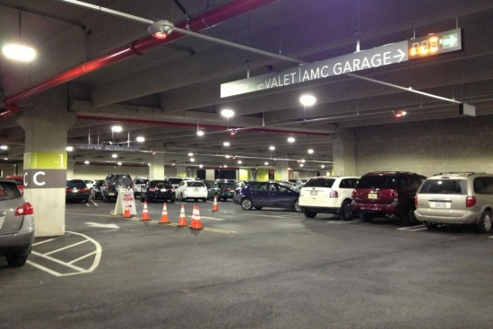 Garden State Plaza Parking Deck