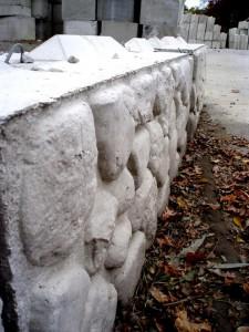 Cobbleface Block
